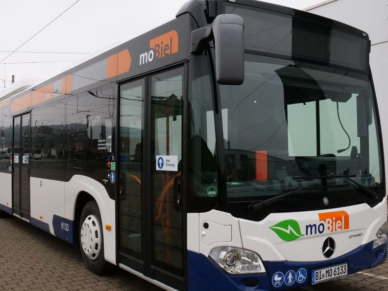 Elektrisiert Hybrid Busse Ab Januar 2019 Im Einsatz Mobiel